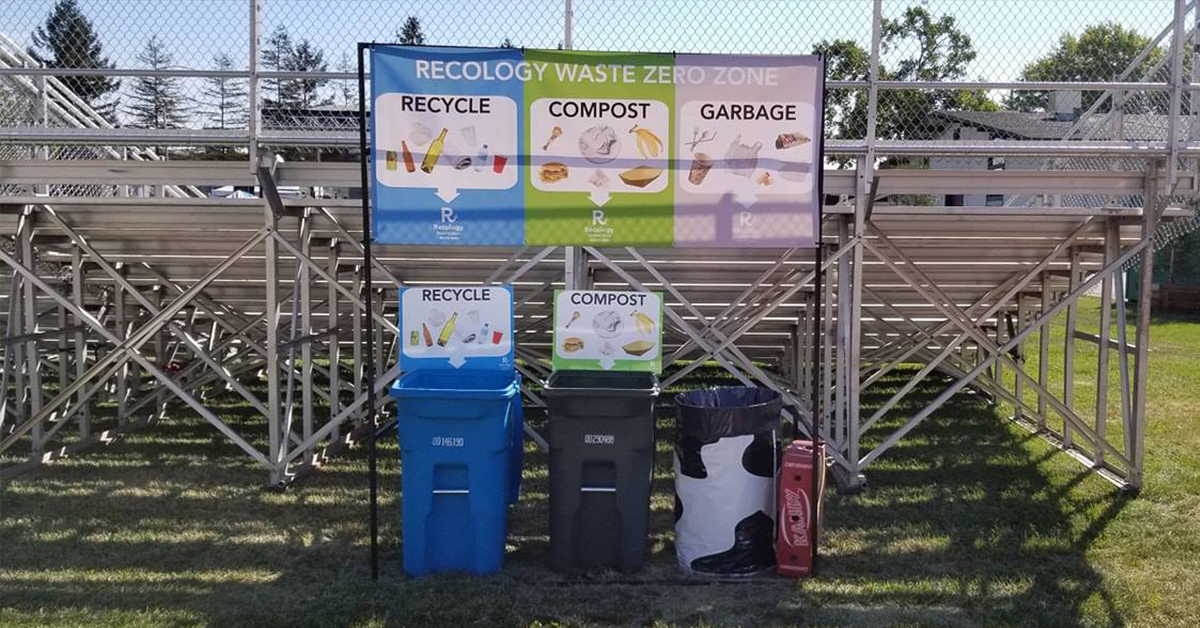 Santa Rosa Recycling Center >> Event Services Recology Sonoma Marin